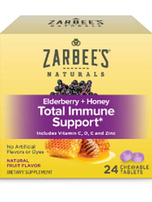 Amazon.com: Zarbees Elderberry Immune Support, 722, 1 ...