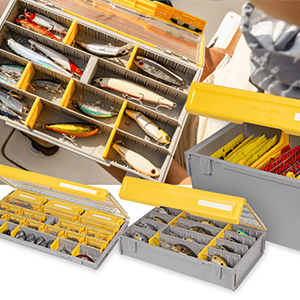 Plano Edge tackle storage, Rustrictor technology, water tight tackle storage, plano 3700 organizer