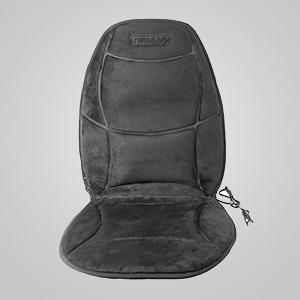 heated seat, heated cushion, heating pad, heated chair, warming cushion , pad, cushion, velour
