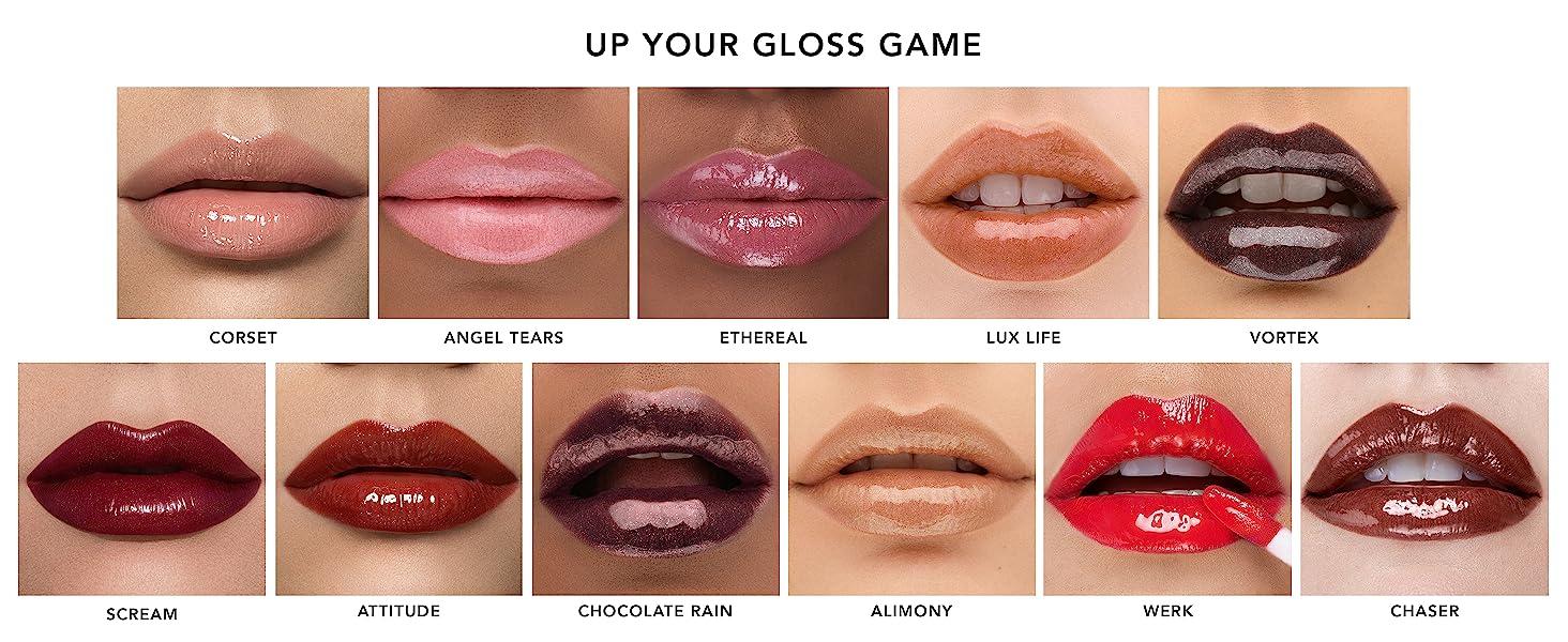 haus labs, lady gaga, le riot lip gloss