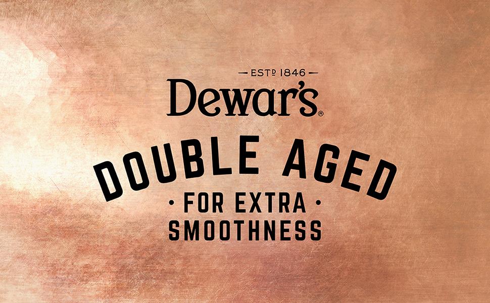 Dewars Doubleaged