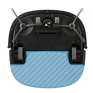 Ecovacs Deebot Slim2 Robotic Vacuum Cleaner For Bare