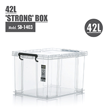 HOUZE - 42L 'STRONG' Box: Odor & Toxic Free