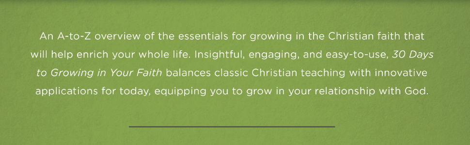 Essentials; Christian faith;enrich;easy to use;innovative application;relationship with God