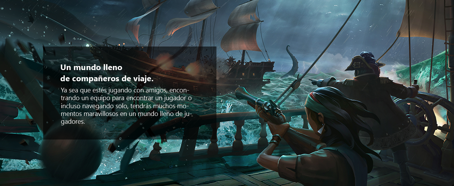 MICROSOFT Sea of Thieves: Microsoft: Amazon.es: Electrónica