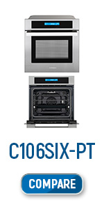 Cosmo, C106SIX-PT, oven, wall oven, electric oven