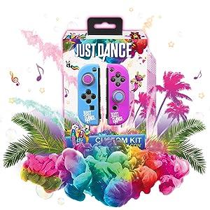 Just Dance 2019 - Funda protectora de silicona para mando JoyCon