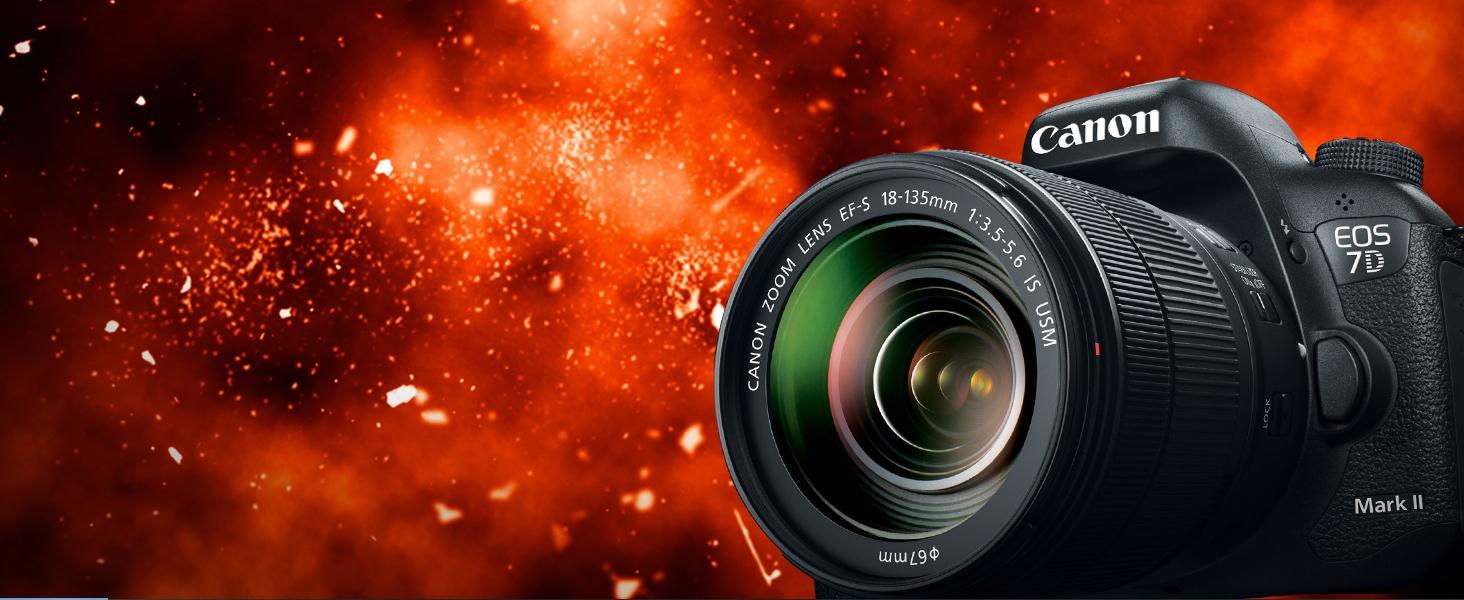 EOS 7D Mark II camera