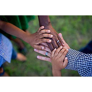 hands together, family