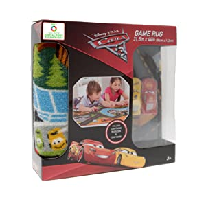 Amazon Com Disney Cars Rug Mt Fuji Edition Toys W
