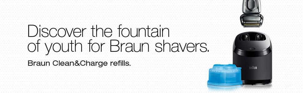 Braun 92S Electric Shaver Replacement Part