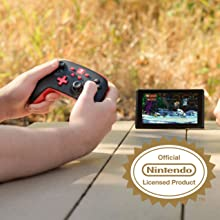 PowerA, Nintendo, Switch, Wired Controller