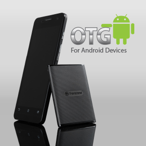 On-the-go devices supported
