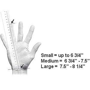 Handshoe measurement