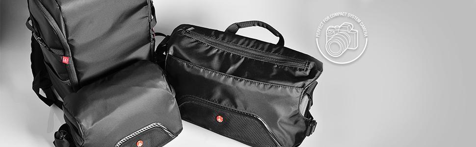 Bolsas y mochilas Manfrotto