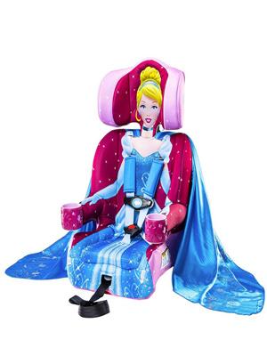 Cinderella car seat old four boostsr girls latch under olds ooster cars toddlers girl hook set