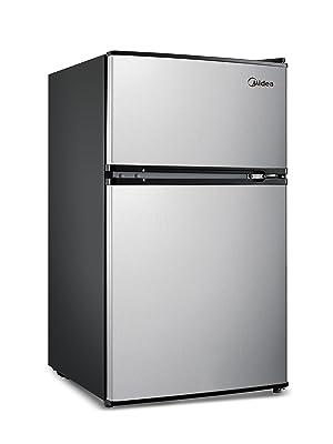 Midea 3.1 Cubic Feet Compact Refrigerator