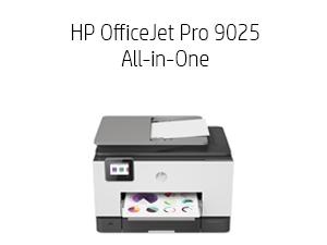 HP OfficeJet Pro 9015 All-in-One Wireless Printer, (1KR42A