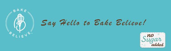 Bake Believe Logo