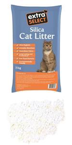 Extra Select Premium Wood Based Cat Litter 30 L Amazon