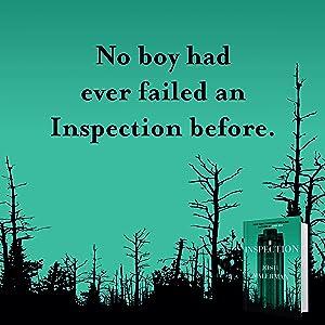 inspection;josh MALERMAN;thriller;psychological thriller;coming of age;science fiction fantasy