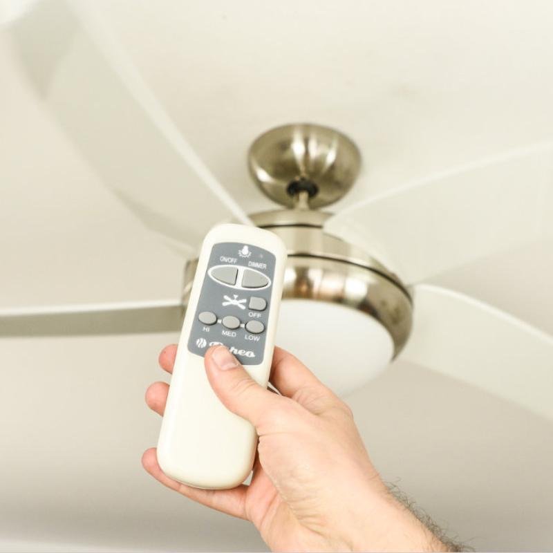 Pepeo t l commande sans fils universalle pour ventilateur de plafond westinghouse casafan - Variateur pour ventilateur de plafond ...