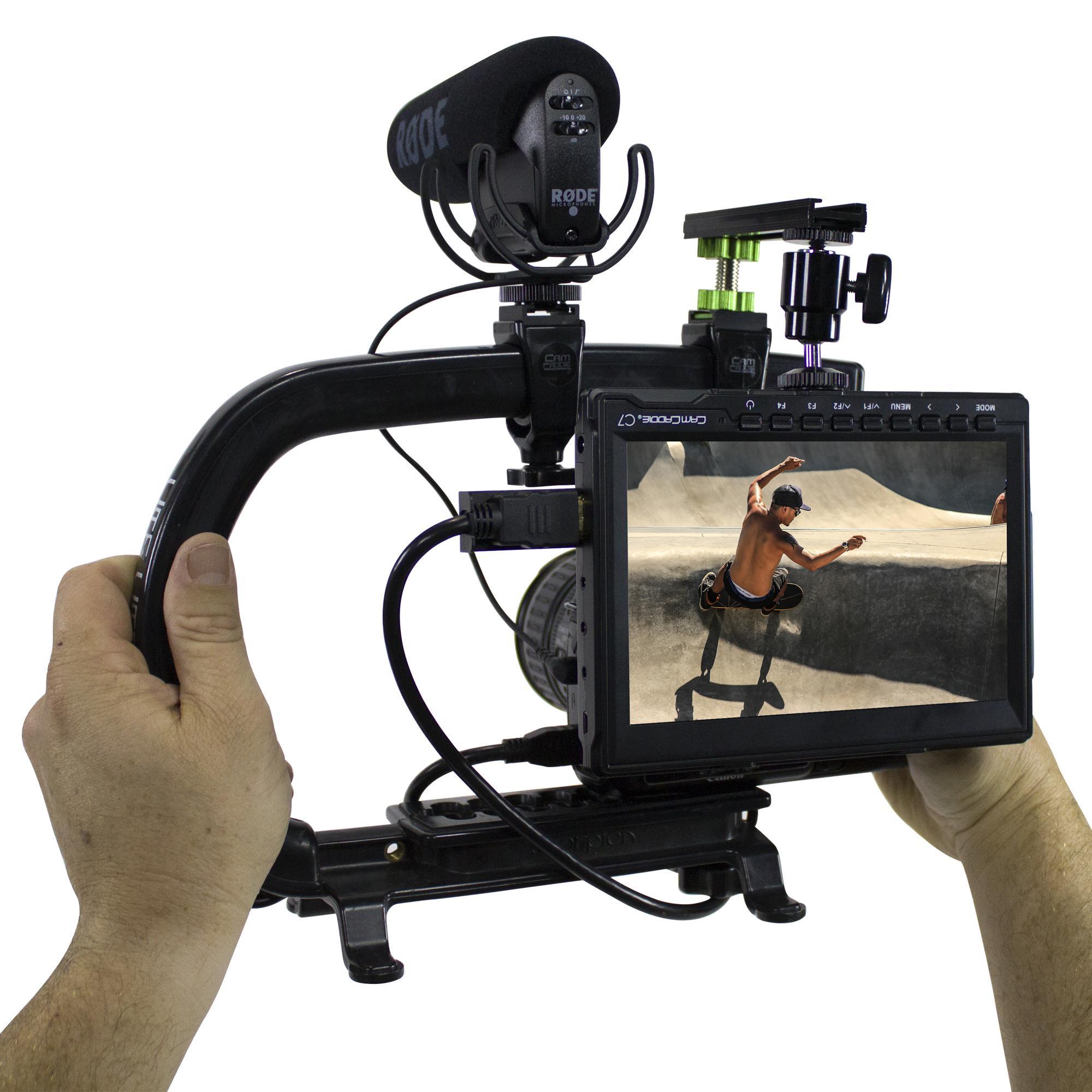 Amazon Com Cam Caddie Original Scorpion Video Camera