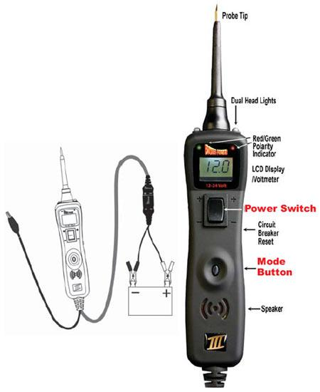 power probe ect2000 instruction manual