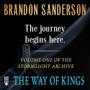 The Way of Kings Stormlight Archive Brandon Sanderson
