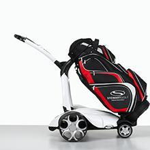 Use with a cart or tour bag