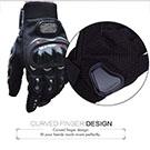 bike gloves, probiker
