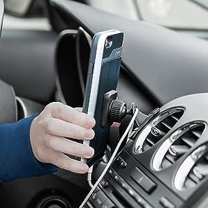 iphone 7 plus wallet case vena vcommute flip leather foldable cover pouch card slot kick stand id