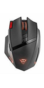 Trust GXT 130 Wireless Gaming-Maus