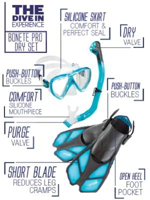 adult snorkeling kit    adult snorkeling set    adult mask snorkel fins kit    mens snorkeliNG