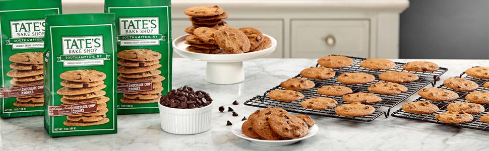 Tates Bakeshop, Cookies
