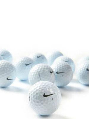 Nike Mix golf balls tiger woods