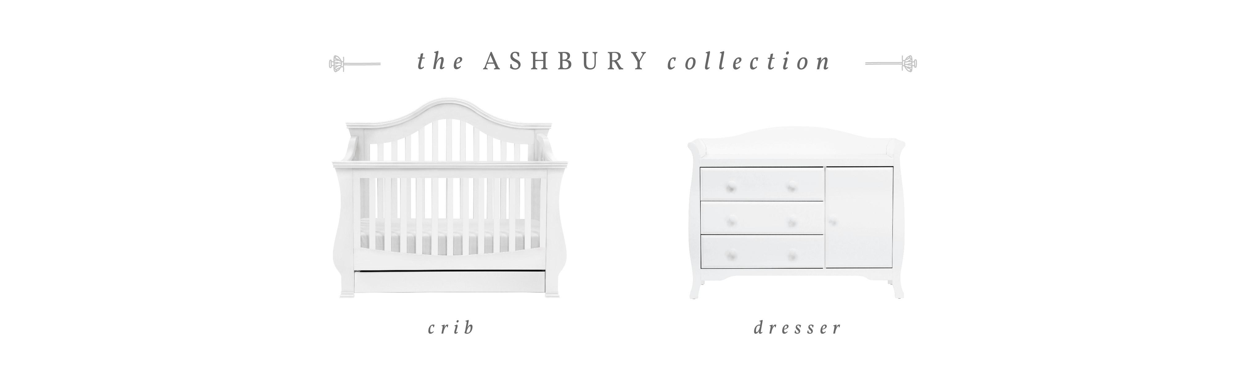 million baby view dresser white with amazon classic com combo dollar drawers larger assembled ashbury crib dp
