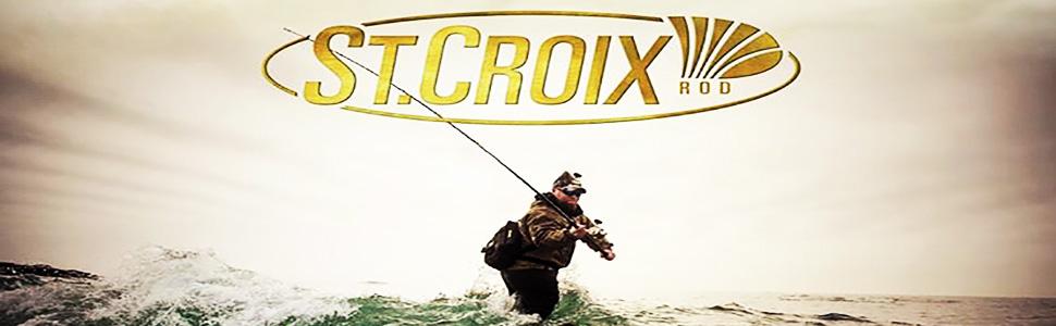 St Croix Fishing Rods
