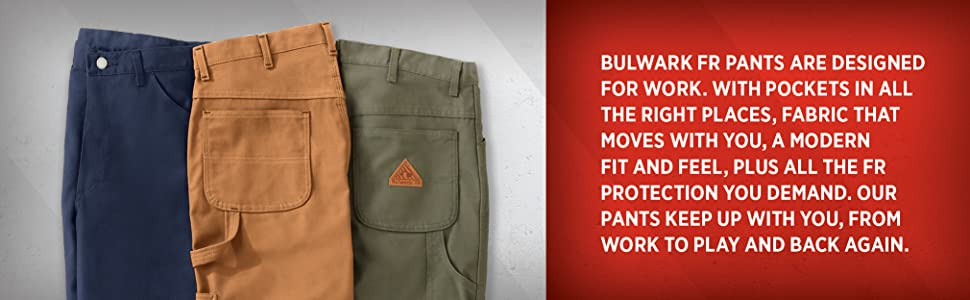 Men Coverall Shirt Pants Jacket Overall Uniform Jeans FR Flame Resistant Work Bulwark Visiblity