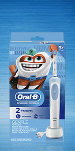 Amazon.com: Oral-B Vitality FlossAction Rechargeable Battery ...