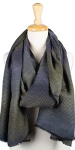 purple;gray scarf;ombre;winter fashion;trendy scarf;scarves;soft scarf;scarves for winter