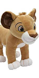 Lion King Adventure Plush