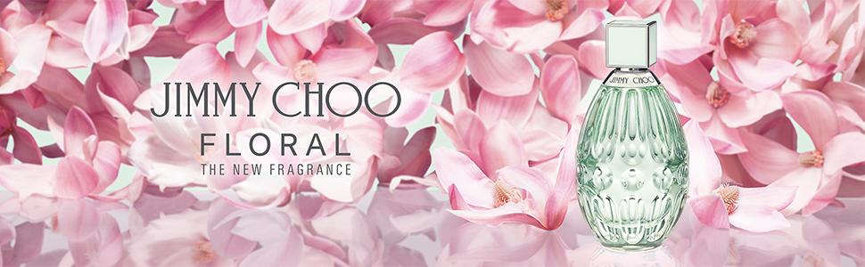 Jimmy Choo Floral Eau de Toilette, 60 ml: Amazon.co.uk: Luxury Beauty