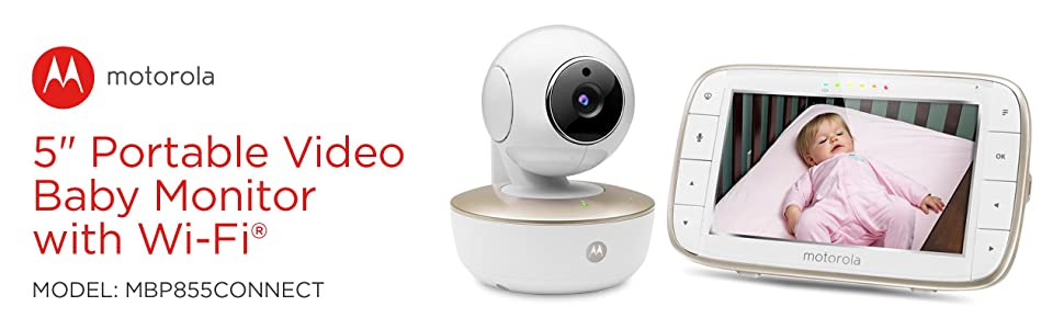 motorola 5 portable video baby monitor mbp36xl. motorola mbp855 connect 5 inch screen portable baby monitor video mbp36xl e