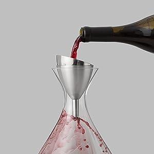 wine funnel