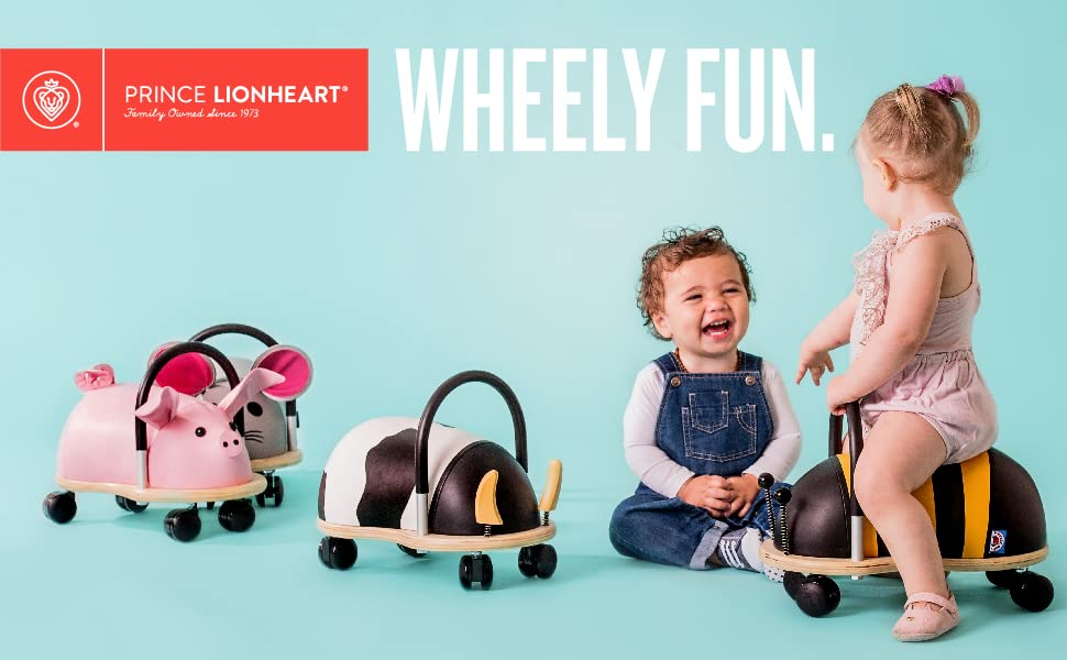 Wheely Fun - Wheely Bugs from Prince Lionheart, quality riding toy, wheile bug, wheele bug