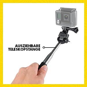 Speedlink Starter Kit Für Gopro Zubehör Für Kamera