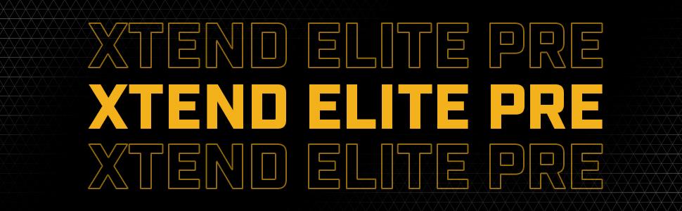 Xtend Elite Pre