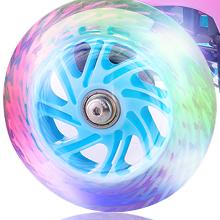 Amazon.com: WonderView patinete para niños con 3 ruedas, 4 ...
