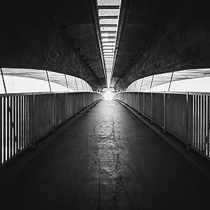 Native-Monochrome Brücke